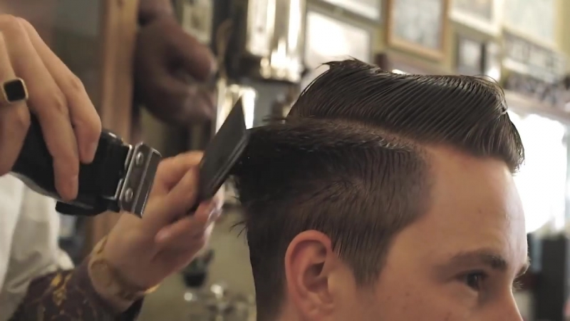 CLIPPER OVER COMB BY YOUNG JOHNNY SCUMBAG