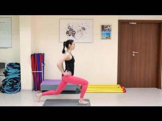 Фитнес-йога для начинающих