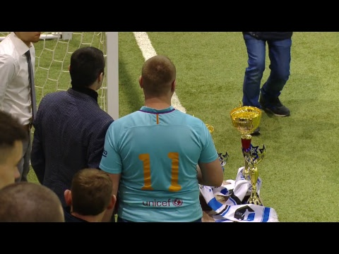 Кубок НБФЛ - 2019 по футболу 8х8 г. Барнаул Торонто 52 Триумф
