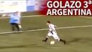 El gol en 3ª argentina que recuerda al mítico amago de Pelé en México 70 Diario AS