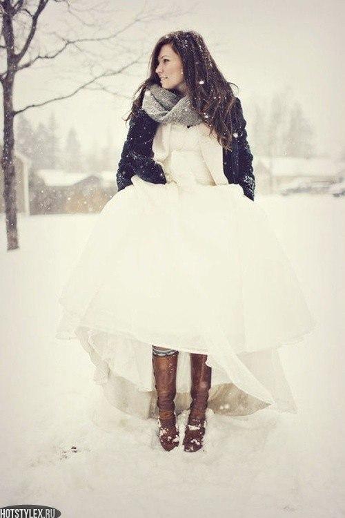 Фото на аву зима - c36a