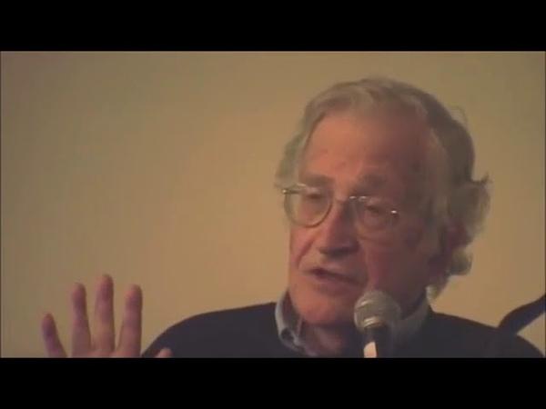 Noam Chomsky - Lenin Wasn't A Marxist