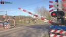 Spoorwegovergang Heeze (NB) *Take Two* 😍4K😍 Dutch Railroad crossing