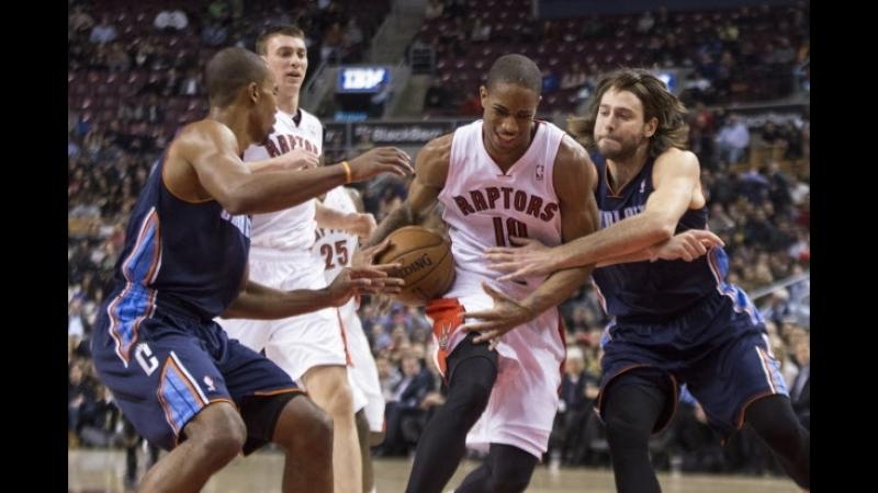 Charlotte Hornets- Toronto Raptors