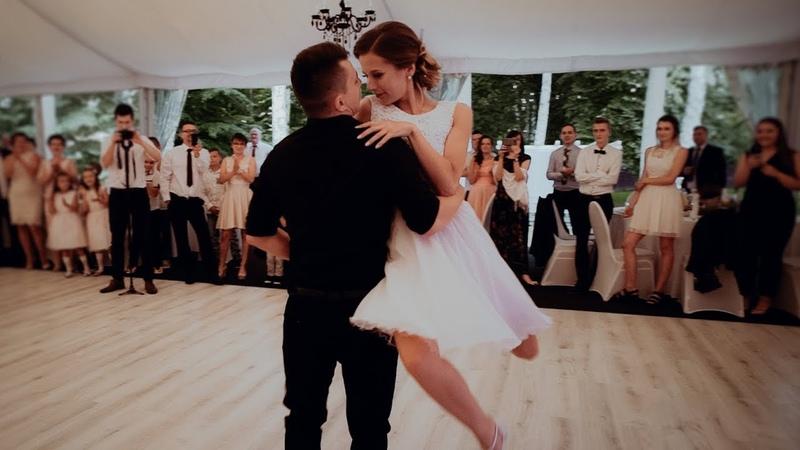 Dirty Dancing First Wedding Dance | Time of My Life | Pierwszy taniec w stylu lat 80' Ada Mateusz