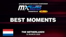 EMX125 Presented by FMF Racing Best Moments - Race1 - Round of The Netherlands 2019 #motocross
