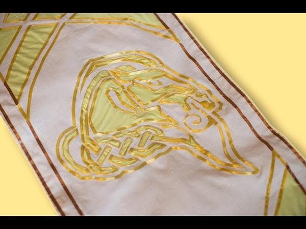 DIY Skyrim Whiterun flag | Флаг Вайтрана из Скайрима