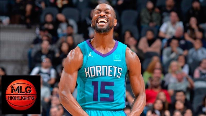 San Antonio Spurs vs Charlotte Hornets Full Game Highlights | 01/14/2019 NBA Season