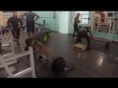 Становая тяга 01.11.2017 240 кг