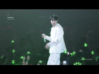 [FANCAM] 180906 BTS - Outro: Tear (J-Hope Focus) @ LY World Tour 1st Concert in LA