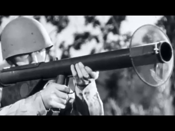 Bazooka: The Anti-Tank Rocket M6 1943 US Army Training Film; M1 M1A1 Bazookas
