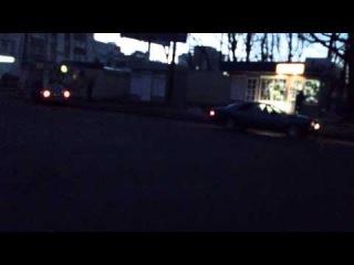 Стритрейсеры Kiev 2013 Mercedes-Benz -- Lanos