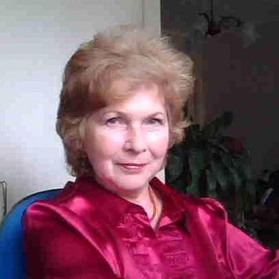 Любовь Леонтьева, 3 августа 1950, Архангельск, id225633386