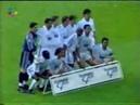 Реал Мадрид 2-1 Вальядолид . Чемпионат Испании 2000-2001. 38 тур