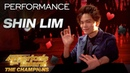 Shin Lim Leaves You Speechless With Magic Card Tricks - America's Got Talent: The Champions