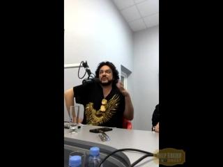 Филипп Киркоров и DoReDoS в прямом эфире на Авторадио Калининград 19.03.2018