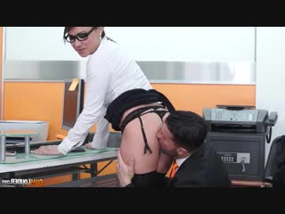 Cumlouder: sara may - fucked supervised employee (porno,office,cumcash,full,new,facial,tits,uniform,sperm,pussy,ass,dick)