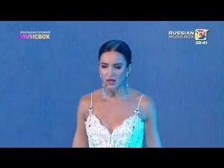 Выступление Ольги на премии Russian Musicbox #ПринимайМеня