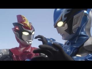 KaijuKeizer & FRT Sora Ультрамэн Р/Б / Ultraman R/B (2018) ep02 rus sub