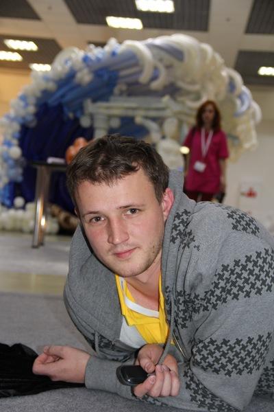 Алексей Титов, 3 августа , Николаев, id12969615