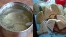 Просто нарезаем вечером 2 качана капусты, а утром получаем потрясающую закуску!