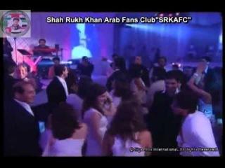 Shahrukh khan &Gauri in private party