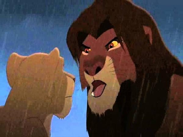 Король Лев 2 Два Мира