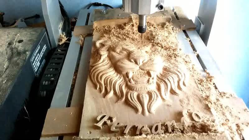 Wooden Lion Milling