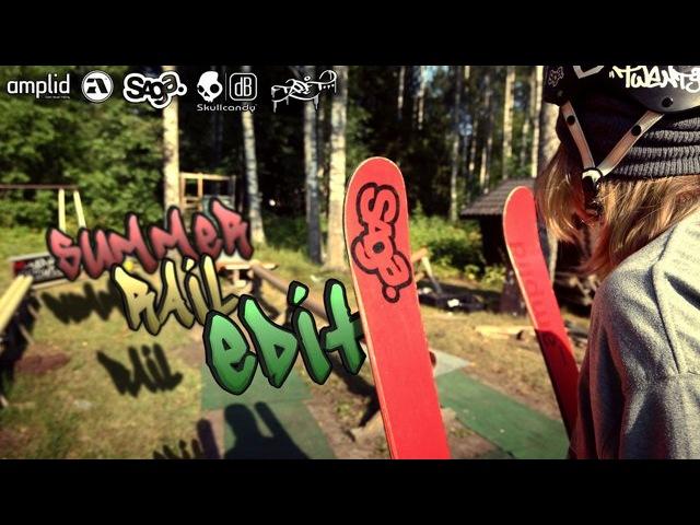 Kevin Salonius - Summer Rail Edit