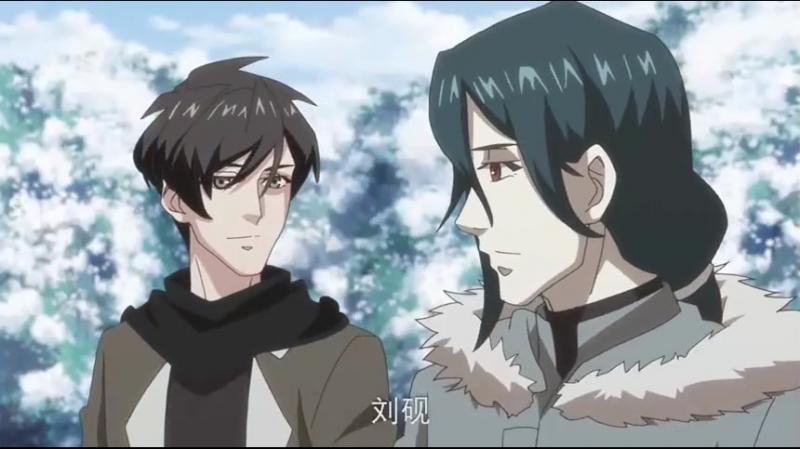 15 серия - Рассвет судного дня Mo Ri Shu Guang [animevost]