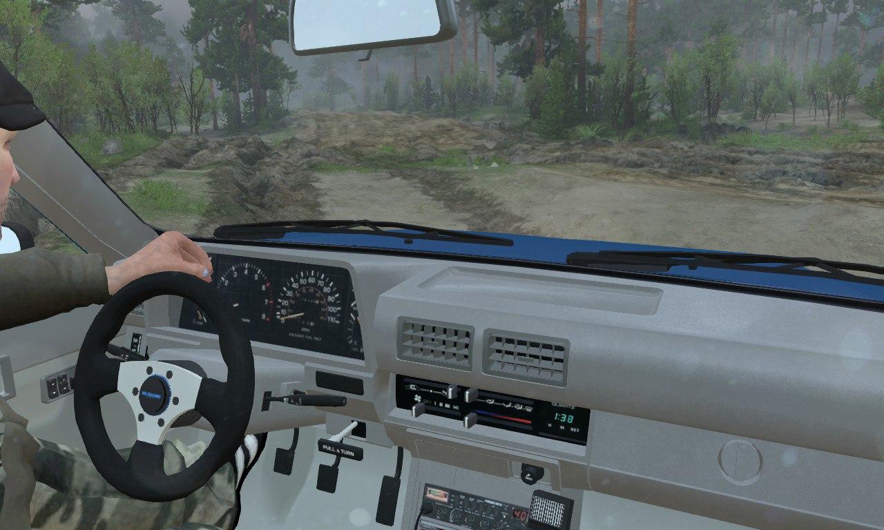 Toyota 4Runner для 03.03.16 для Spintires - Скриншот 2