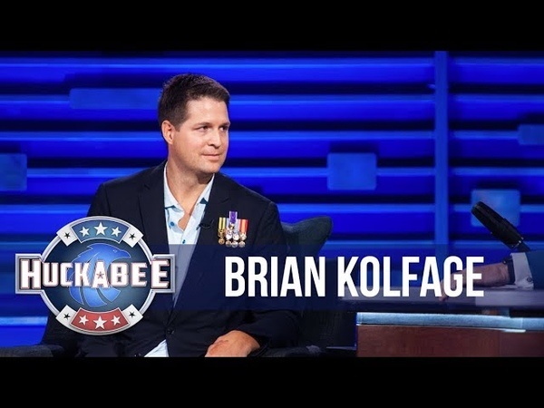 Triple Amputee Veteran Brian Kolfage Fights Against Facebook's Censorship Of His Page Huckabee
