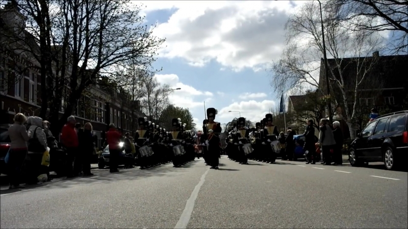 Adest Musica Sassenheim - Red Alert 3 (Special during the Flowerparade, Netherlands)