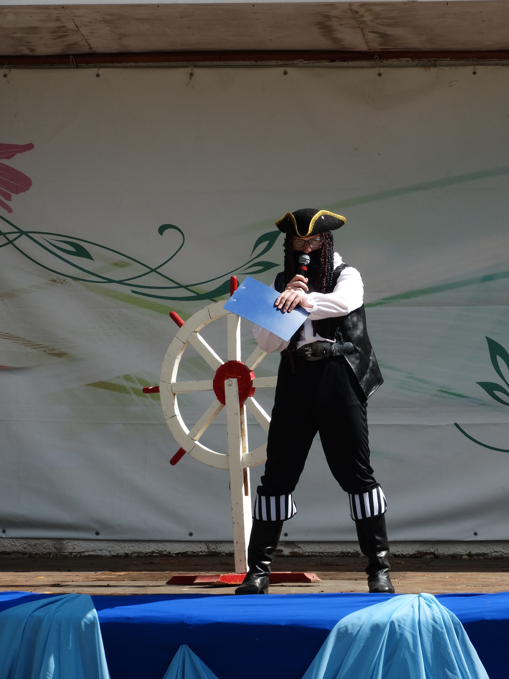 Пиратский Квест.
