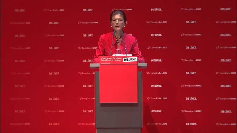 Sahra Wagenknecht fordert Austritt Deutschlands aus der NATO