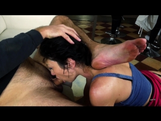 Valentina bianco [ facefucking, deep throat, puking, gagging ]