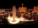 Bellagio Fountains Show Las Vegas Nevada 2016