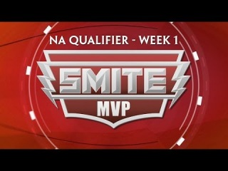 SWC MVP - Zapman (NA Qualifier Week 1)