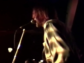NIRVANA - Smells Like Teen Spirit (First Time Played Seattle 4/17/91)