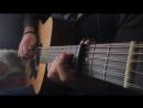 """Саундтрек к сериалу """"Игра Престолов"""" на 12-струнной гитаре"""