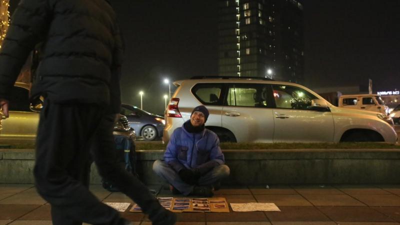 Путешественник Николай в Тбилиси