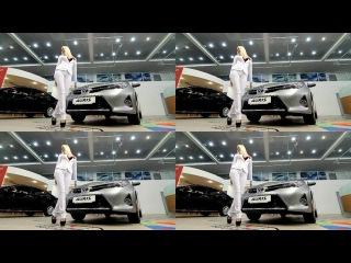 Міс Рівненщина в салоні Toyota - Backstage