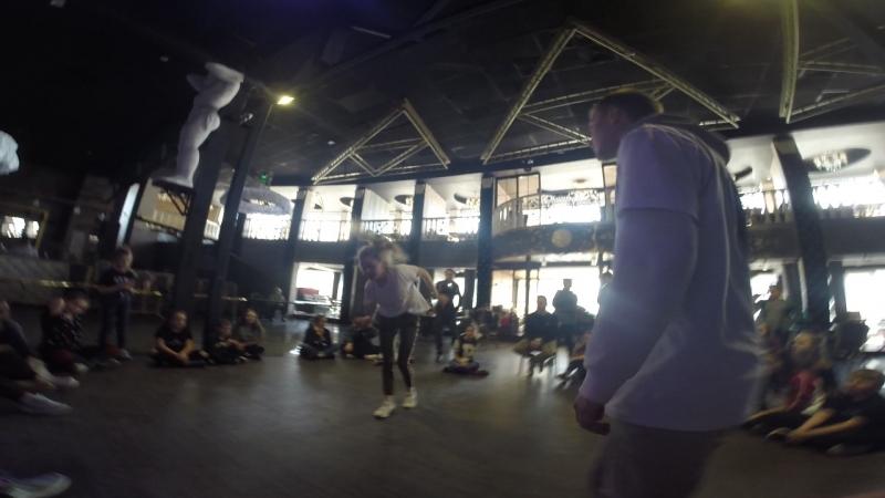 JUMP AROUND ALL STYLES BATTLE Финал Arky vs Памела