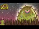 Tales from Space Mutant Blobs Attack-ПрохождениеЧасть 1