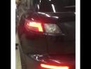Infiniti FX 35💥 ⠀ 🔻подсветка задних катафот; 🔻ремонт диодных задних фар; 🔻установка дневных ходовых огней HPL С функцией поворот
