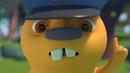 Бобр добр - Мишень - 2 серия - забавный мультик для детей