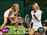 2014 Wimbledon Samantha Murray vs Maria Sharapova Highlights [HD]