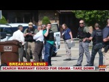 BREAKING - SEARCH WARRANT just ISSUED for OBAMA  - ARRESTS IMMINENT