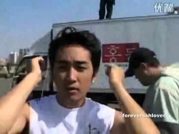 Song Seung Heon Sweet MV