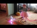 Наша девочка танцует! 1 Годик! День рождения!